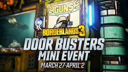 Door Busters Mini Event