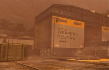 New Multiplayer Map: Arsenal Sandstorm