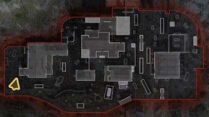 Map layout - gun runner