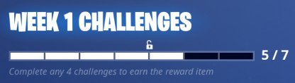 Completing Challenges & Getting Rewards