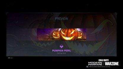 Pumpkin Peril (Epic)