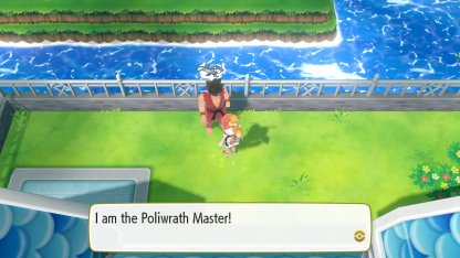 Poliwrath Master Trainer