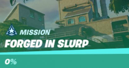 Forged In Slurp Challenges