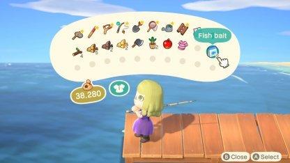 Use Fish Bait to Spawn Fish