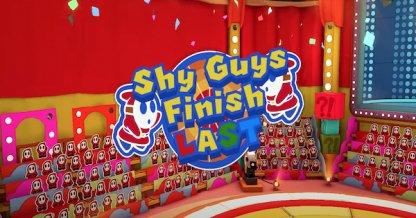 Shy Guys Finish Last