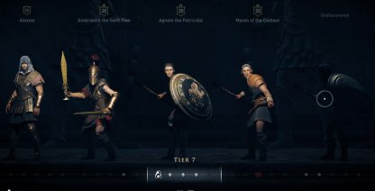 Greek Heroes Set Legendary Armor