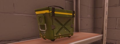 Fortnite Ammo Box