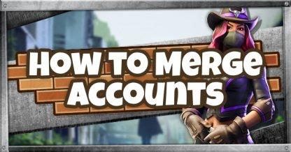 Fortnite How to Merge Accounts