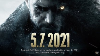 resident evil village release date