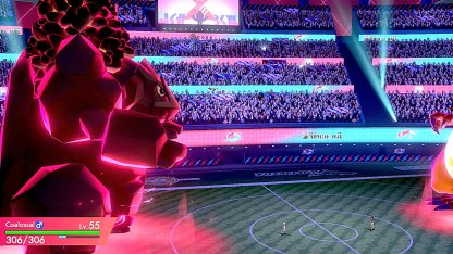 Dynamax A Pokemon With Rock Type Moves