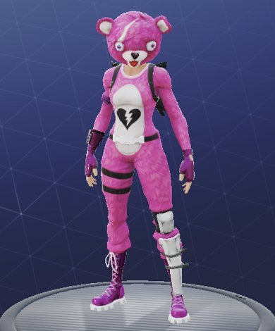 Skin Outfit