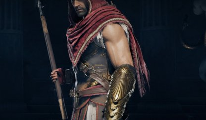 Assassins Creed Odyssey Spears