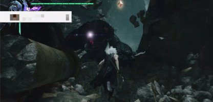 Devil May Cry 5 Gold Orb Location Mission 9 Use Nightmare To Break Dead End Wall With Posters