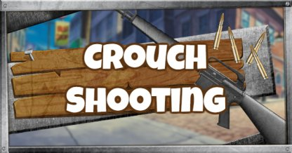 Fortnite | Crouch Shooting Guide