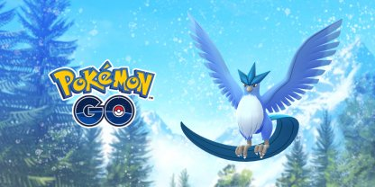 Pokemon Go, Articuno Raid Battle Guide
