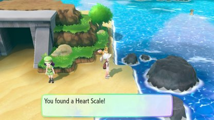 How To Find & Get Heart Scales