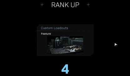 Unlock Custom Loadouts at Rank 4