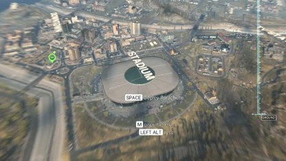 Verdansk Stadium