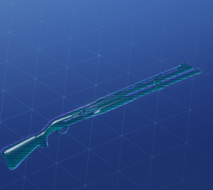 SCANLINE Wrap - Shotgun