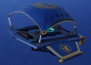 Glider skin Image PURRFECT