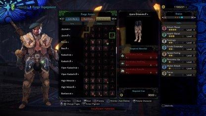 :Mighty Gear Build