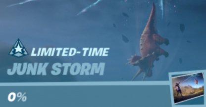 Junk Storm Mission