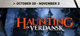 Haunting Of Verdansk Event Coming Soon!