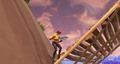 Use Wood for Non-Battle Structures
