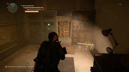 Bureau Headquarters - Side Mission Walkthrough