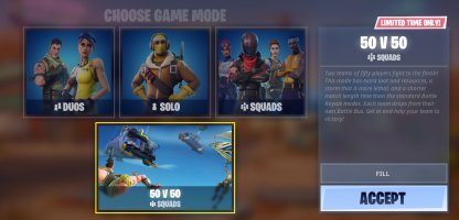 Each Game Mode Has Different Mechanics