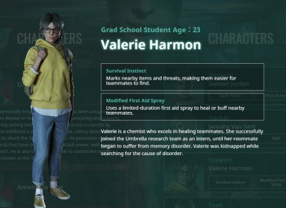 Valerie Harmon
