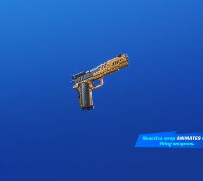 RADIANT RUNES Wrap - Handgun