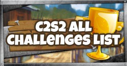 C2S2 Challenges