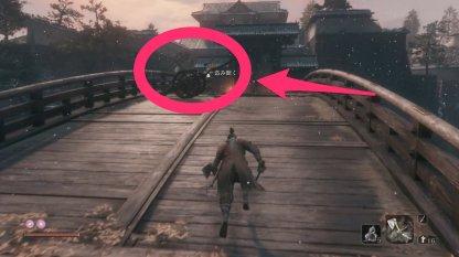Defeat Two Enemies On The Bridge