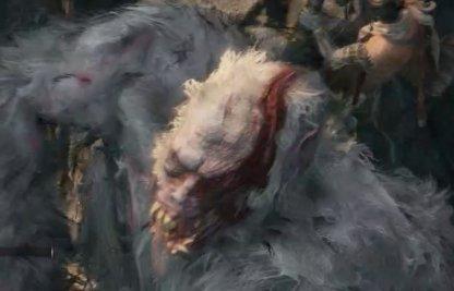 Great Serpent ~ Vs. Guardian Ape - Walkthrough