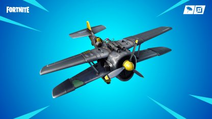 X-4 Stormwing Plane