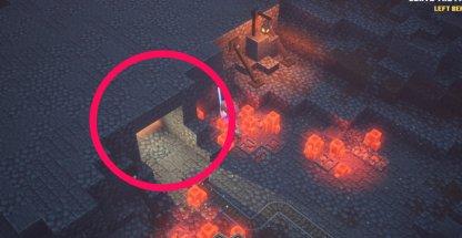 Redstone Mines - Rune Location