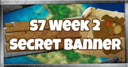 Fortnite Season 7 Week 2 Secret Banner Location Battle Royale