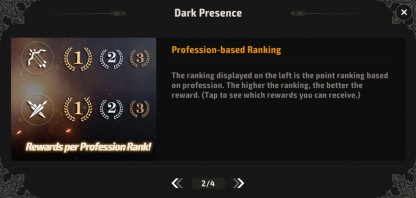 Dark Presence