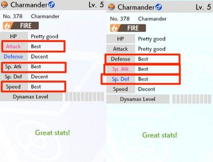 2 Charmanders