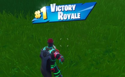 Battle for a Team Victory Royale