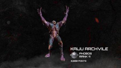 Kaiju Archvile