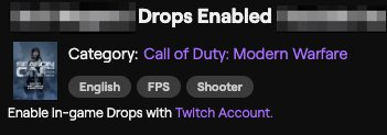 Drops Enabled