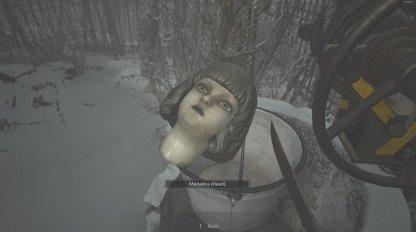 Madalina (Head)