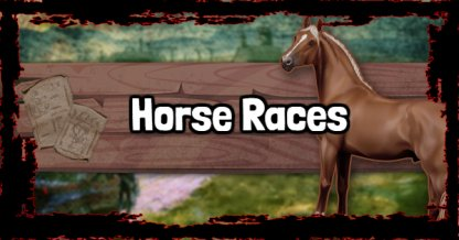 Red Dead Online, Horse Races - Race Series Guide
