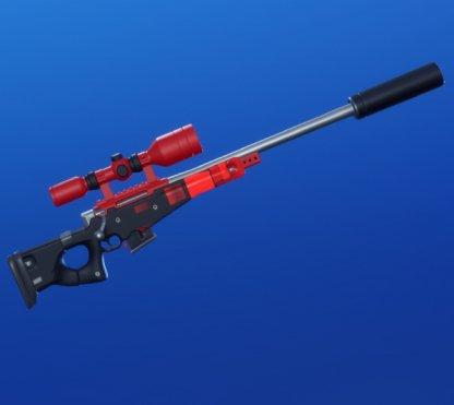 SQUARED STREAM Wrap - Sniper Rifle