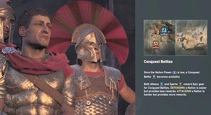 Unlock Conquest Battle Episode 2