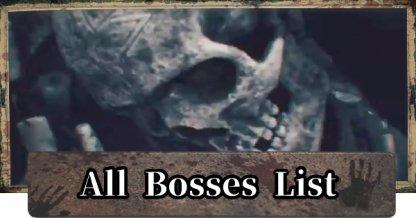 All Bosses