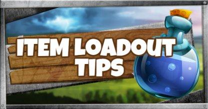 Item Management Guide - Loadout Tips