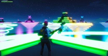 Neon Sky Wars